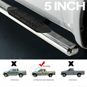 5-034-Oval-Chrome-Side-Step-Nerf-Bars-Running-Boards-97-04-F150-F250-Super-Extended