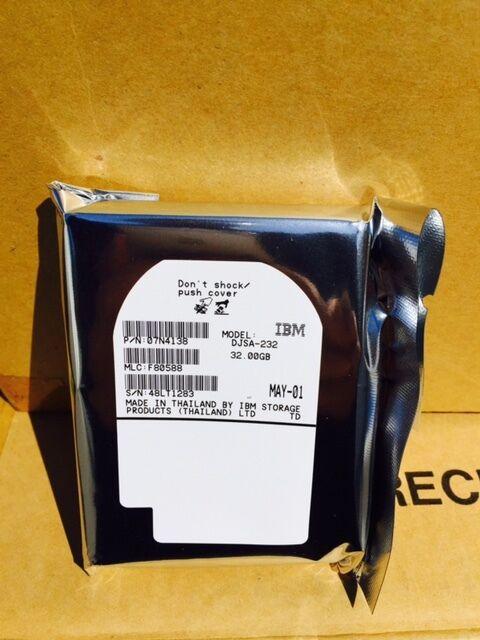 Hard Drive IBM DJSA-232 07N4138