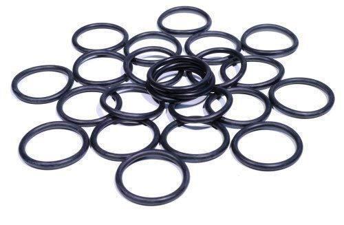 O-Ring 100-120 mm Schnurstärke 2,0 mm DIN-3771 NBR 70 Dichtring Oring Nullring