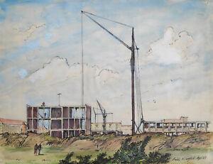 Kliefert-Erich-1893Berlin-1994Stralsund-Neubaugebiet-in-Stralsund-Knieper-West