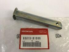 Pedana posteriore. - Step Pillion - Honda  NOS: 95015-61000