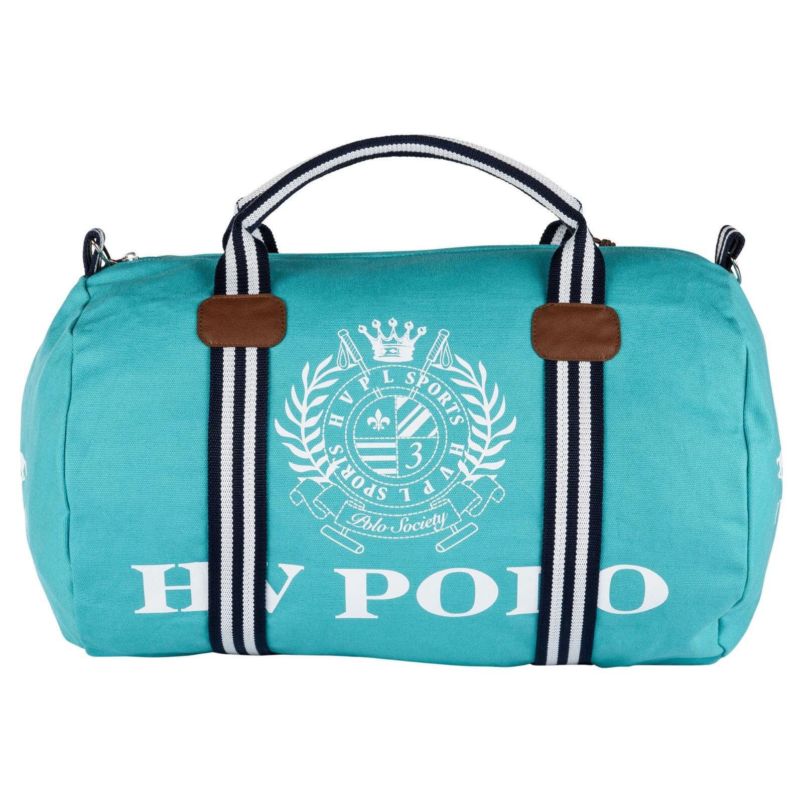 HV POLO Sport Sport Sport Tasche Favouritas Sporttasche 45 cm x 25 cm große Prints und Logo d8d439