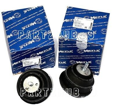 For BMW E36 E46 E85 Pair Set of Left /& Right Engine Mounts FEBI 22116779970