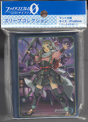 Fire Emblem Card 0 Cipher B07-068R Hana カザハナ