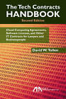 The Tech Contracts Handbook: Cloud Computing Agreements, Software Licenses, and Other It Contracts for Lawyers and Businesspeople by David W Tollen (Paperback / softback, 2016)