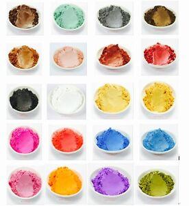 1x-Mineral-Mica-Powder-Dust-Soap-Slime-Candles-Eyeshadow-Makeup-Nail-Art-5g-Bag