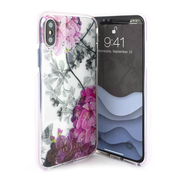 hot sale online 9f458 065e7 Ted Baker High Quality Anti Shock Case for iPhone X / XS Babylon