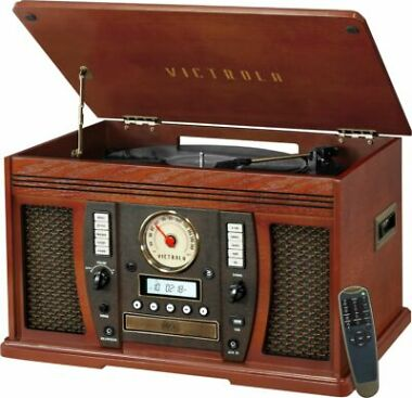 Victrola Bluetooth Stereo Audio System