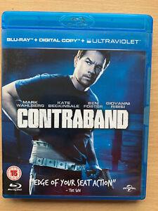 Contraband-Blu-Ray-2012-Smuggling-Crimen-Suspense-Pelicula-con-Mark-Wahlberg