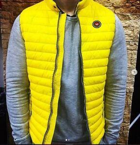 innovative design 2b91e ed699 Dettagli su smanicato uomo piumino 100 grammi gilet giacca sulle spalle  art.jibe