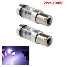 2* 100W 1156 S25 P21W BA15S LED Auto-Rückfahrbirnen Lampe 1000LM DC12V-24V NEUE