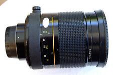 Nikon Reflex-Nikkor 500mm F/8.0 Lens