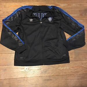 Details about Men's ADIDAS Limited Edition NBA Dallas Mavericks Black Zipper Jacket XLarge