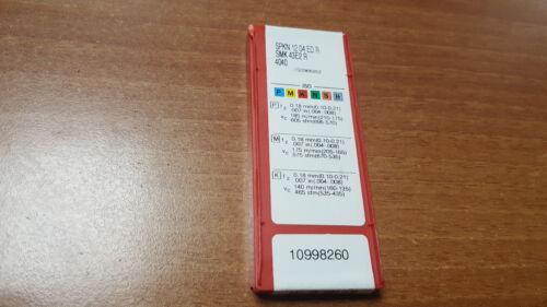 SANDVIK SPKN 43E2 R 4040 10pcs  SPKN 1204 EDR 4040