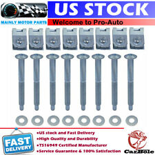 HIMIKI Truck Bed Mounting Bolts Nut Hardware Compatible with 1997-2014 F-150 2004 F150 Heritage 1997-1999 F250 F-250 2006-2008 Lincoln Mark LT 2002 Lincoln Blackwood W708605S436 W709424S901 924-313