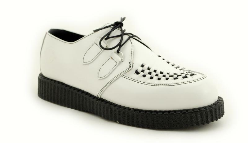 Nevermind 2 buchi arrotondare 40-ul49! LOW CREEPER BIANCO 40-ul49! arrotondare Nessun a37699