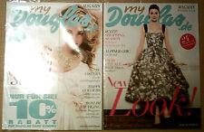 Ⓥ 2 x Douglas Magazin neu & ovp - 1+2 2012 - Anne Hathaway + Hayden Panettiere Ⓥ