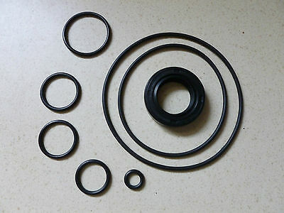 Power Steering Pump 8 Piece Seal Kit-IN STOCK-Honda Accord Civic Acura 8253
