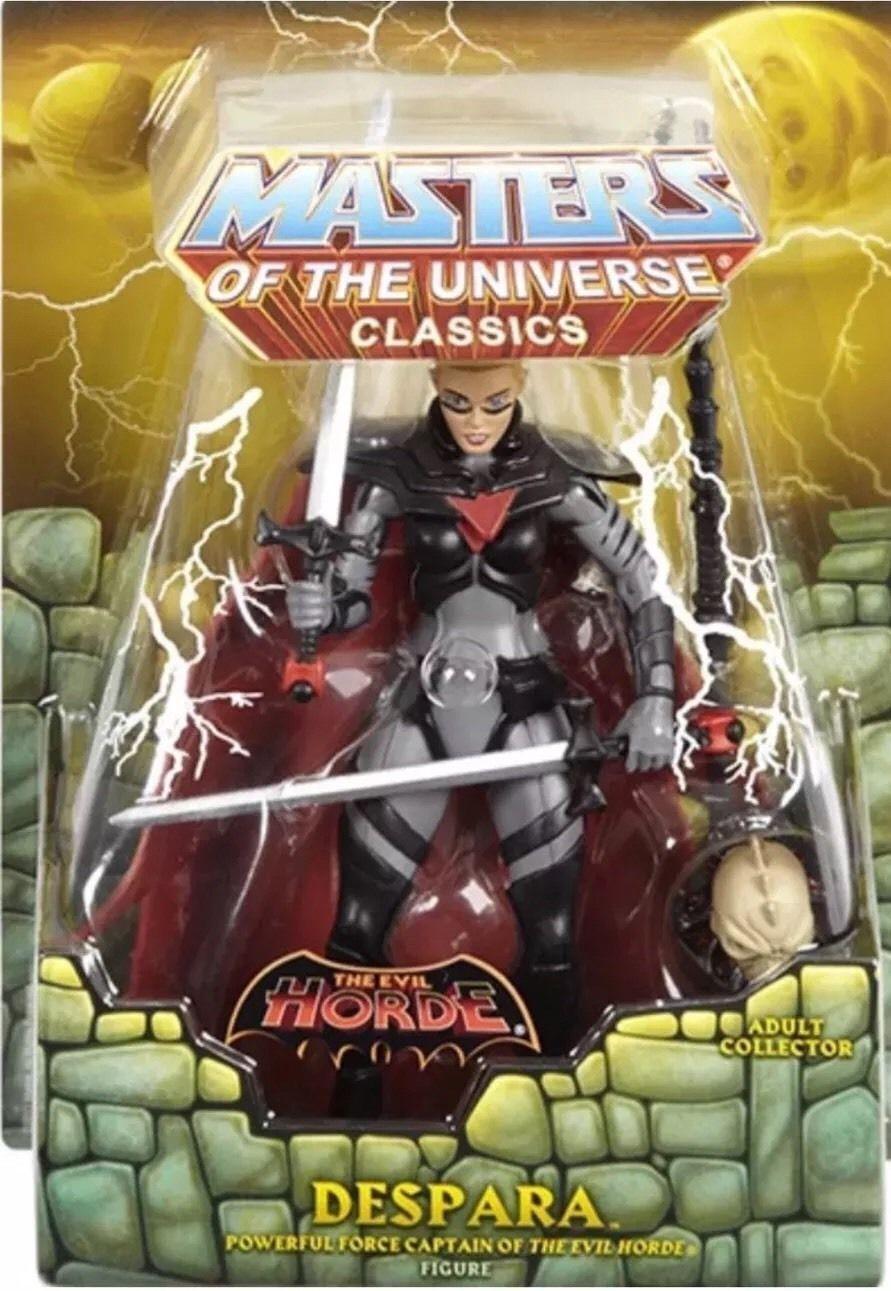 MOTU Masters of the Universe Classics EXCLUSIVE Despara (She-Ra) - MOC 2016 LE