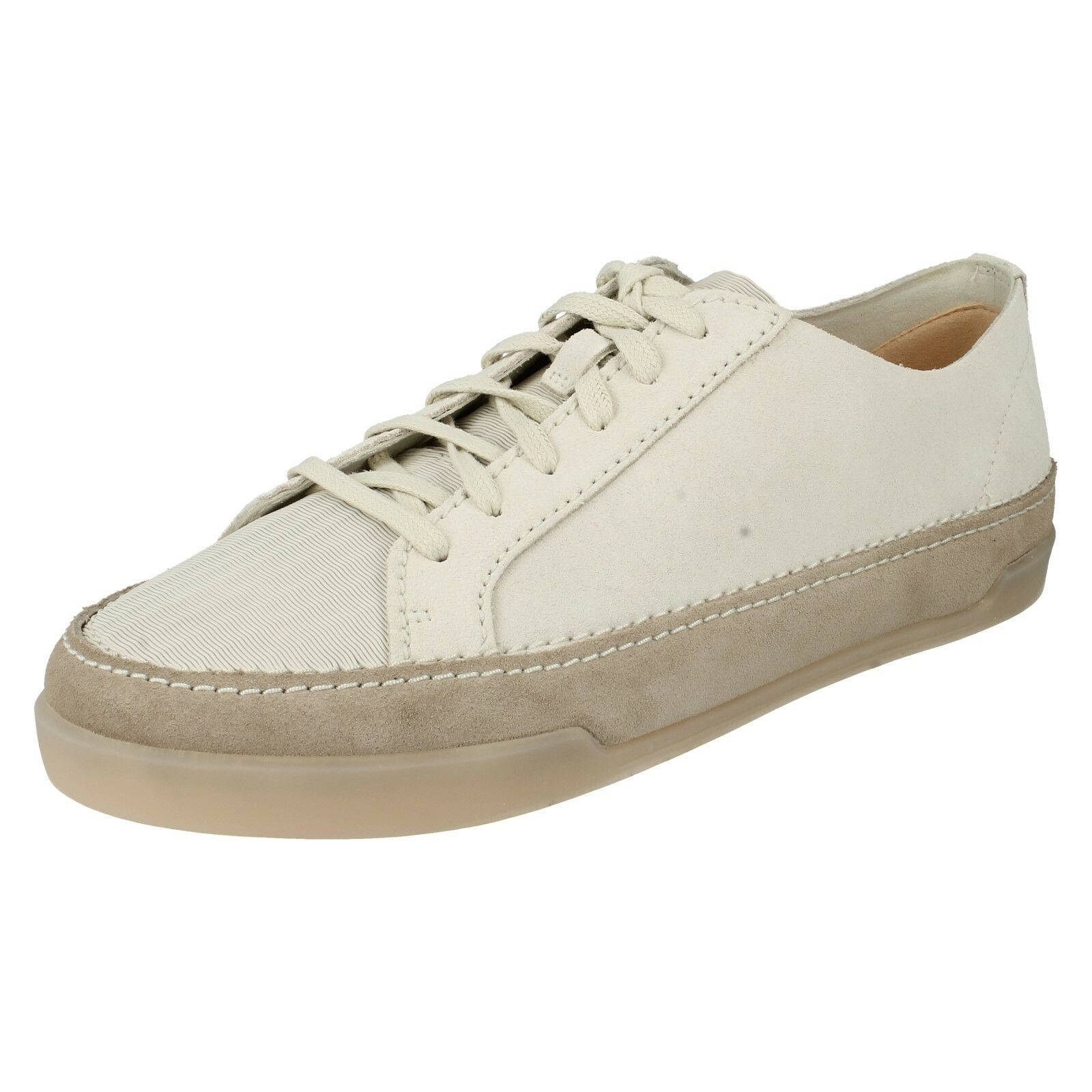 HIDI PUMPS HOLLY LADIES CLARKS LEATHER FLAT LACE UP PUMPS HIDI TRAINERS CASUAL SPORTS Schuhe 8e9f0d