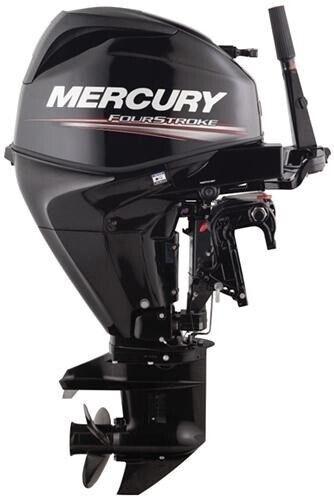 påhængsmotor Mercury, hk 25