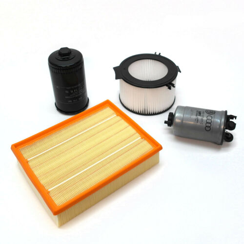 ORIGINAL VW Inspektion Ölfilter Luftfilter Pollenfilter Filter Bus T4 2.5L TDI