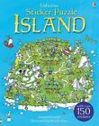 Sticker Puzzle Island von Susannah Leigh (2014, Taschenbuch)
