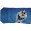 Frozen Olaf Filz Segeltuch Einband Notizbuch DIN A6 y94 w2100