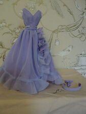 Silkstone  Barbie Lilac Gown for Elizabeth Taylor Doll
