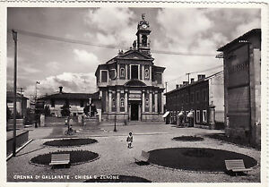 crenna di gallarate: chiesa s. zenone | ebay - Casa Arredo Gallarate