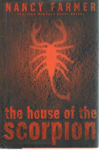 1 of 1 - The House Of The Scorpion by Farmer Nancy - Book - Hard Cover - Science Fiction
