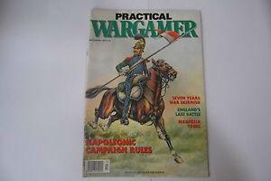Practical-Wargamer-Maerz-April-1992-Sieben-Jahre-War-Scharmuetzel-Magazin