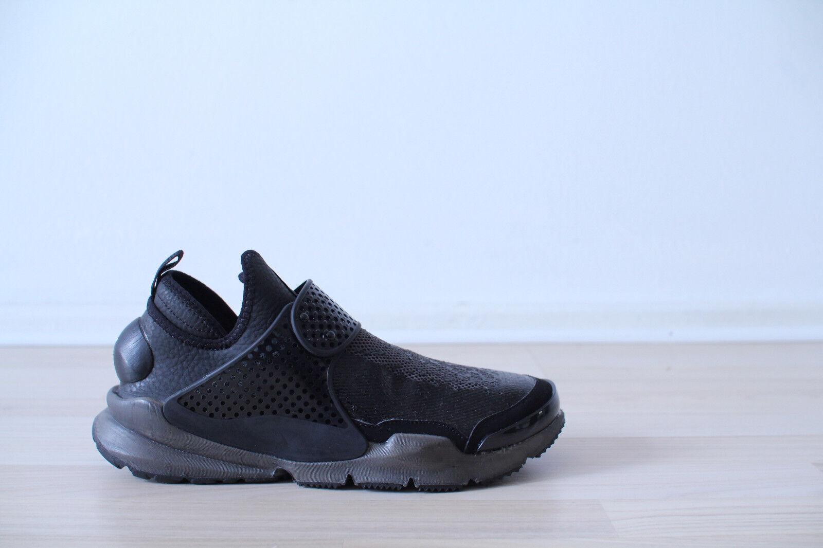 Nike X Stone Island Sock Dart Dart Dart Mid Schwarz Gr. 41,42,43,44 NEU & OVP a776ee