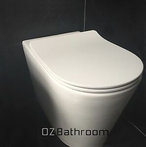 2017-SLIM-high-quality-resin-soft-closing-quick-release-toilet-seat
