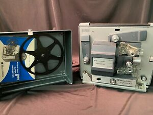 NEW-OLD-STOCK-Vintage-Bell-amp-Howell-Autoload-357B-Super-8MM-Film-Projector