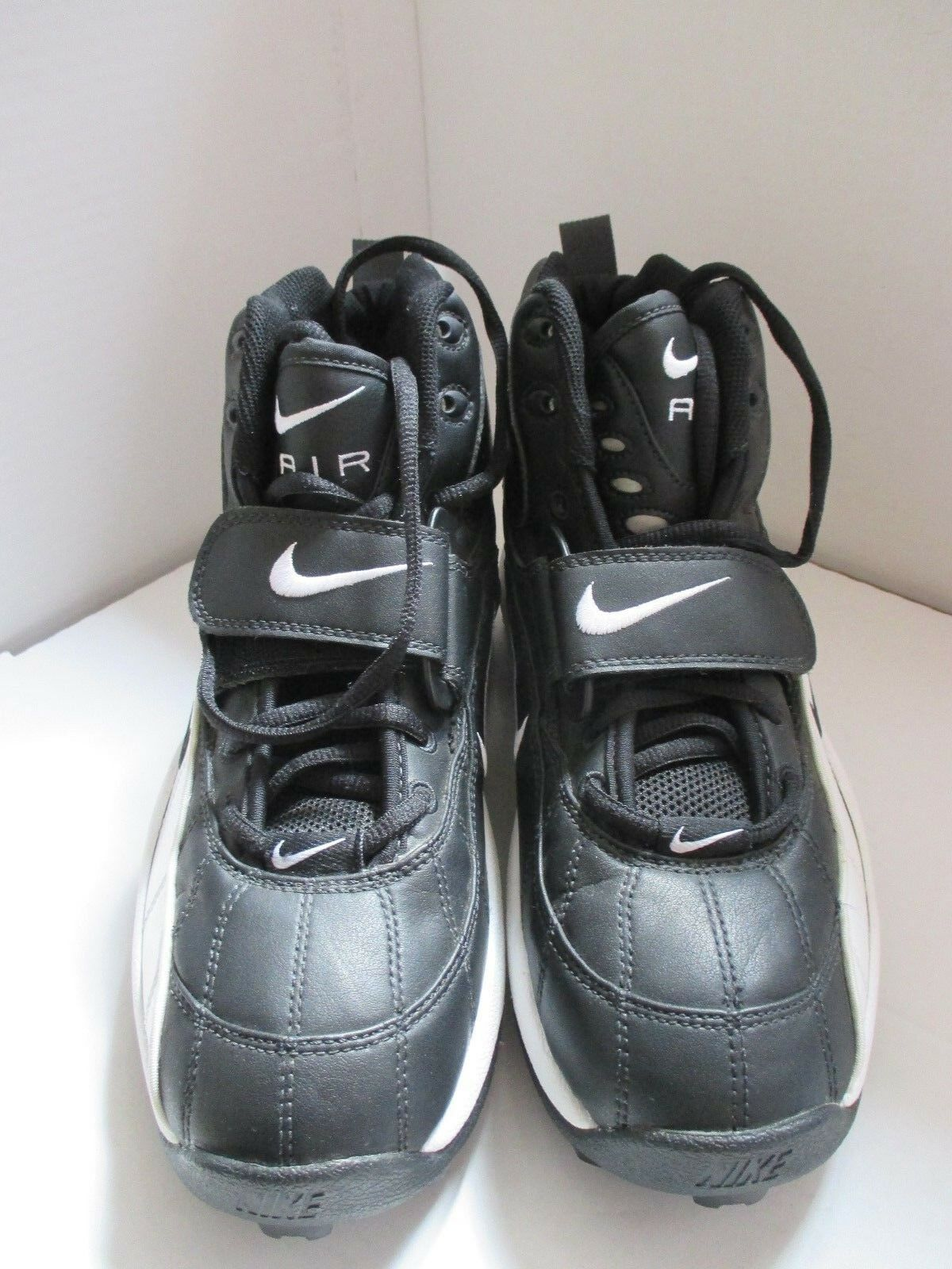 NIKE PROTOTYPE/SAMPLE NIKE AIR FORM SIZE ZM ZOOM HI-TOPS  SIZE FORM 9 UNUSED ONE OF A KIND 799766