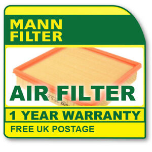C3028-MANN-HUMMEL-AIR-FILTER-Daewoo-Lacetti-NEW-O-E-SPEC-with-1-YEAR-WARRANTY