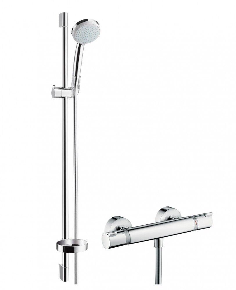 Hansgrohe Croma 100 Vario Alcachofa móvil para ducha