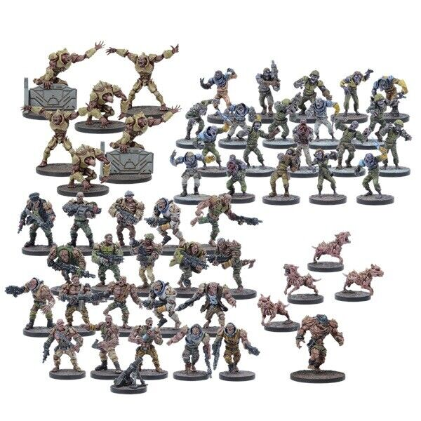 PLAGUE STARTER FORCE -  WARPATH - MANTIC GAMES - SHIPPING NOW
