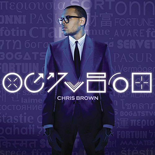 CHRIS BROWN (FORTUNE CD - DELUXE VERSION *RARE* SEALED + FREE POST)