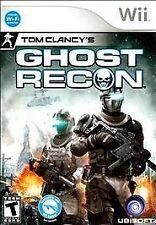 Tom Clancy's Ghost Recon (Nintendo Wii, 2010)