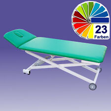 Behandlungsliege Elektrisch Massageliege Therapieliege Praxisliege 200 x 70 cm