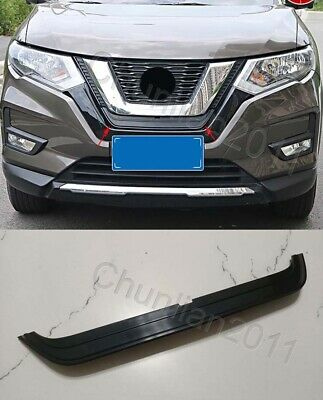 Chrome Front+Rear Light Lamp Cover Trim 6pcs for Nissan Rogue Sport SUV 2017-18