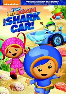Team-Umizoomi-Meet-Shark-Car-DVD-NEW