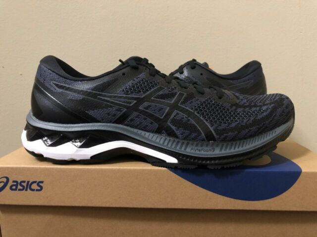 Asics Gel-Kayano 27 MK Black Grey 1011A834-001 Size 10-12 Running 100% Authentic
