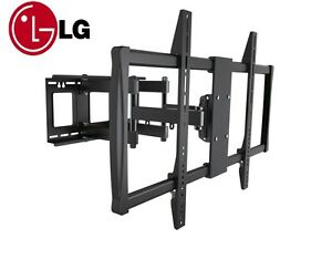 full motion tv wall mount 60 65 70 75 80 90 100 inch lg lcd led plasma hdtv ebay. Black Bedroom Furniture Sets. Home Design Ideas