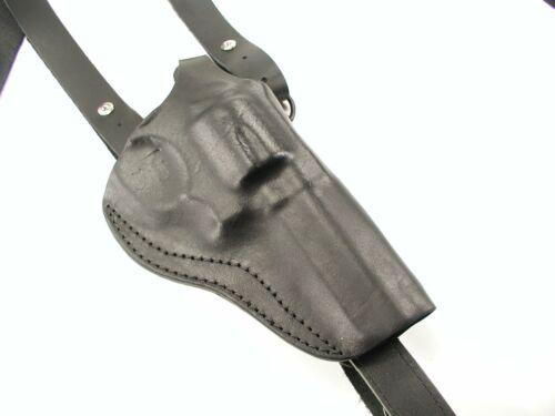 J/&J SIG SAUER P220 COMPACT VERTICAL PREMIUM LEATHER SHOULDER RIG HOLSTER