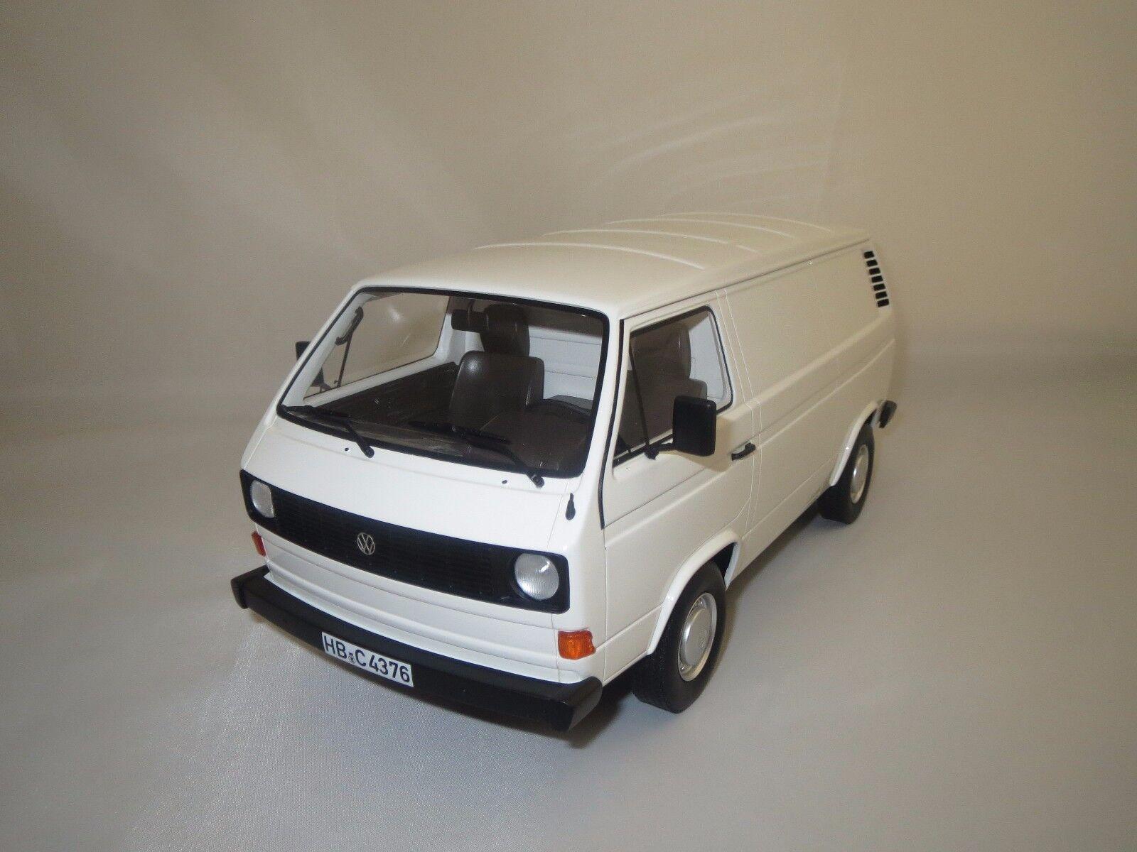 BOS Volkswagen t3a encadré  1979  (Blanc) 1 18 sans emballage