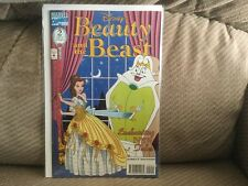 DISNEY'S Beauty And The Beast OCT2 1994 Marvel Comics FN-VF Enchanting New Tales