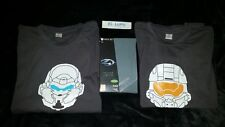 HALO 4 EDITION LIMITEE COLLECTOR XBOX 360 NEUF SOUS BLISTER VF + 2 TEE SHIRTS